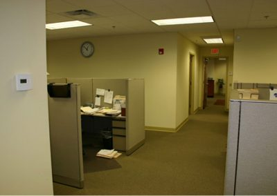 broomall pennsylvania office renovation