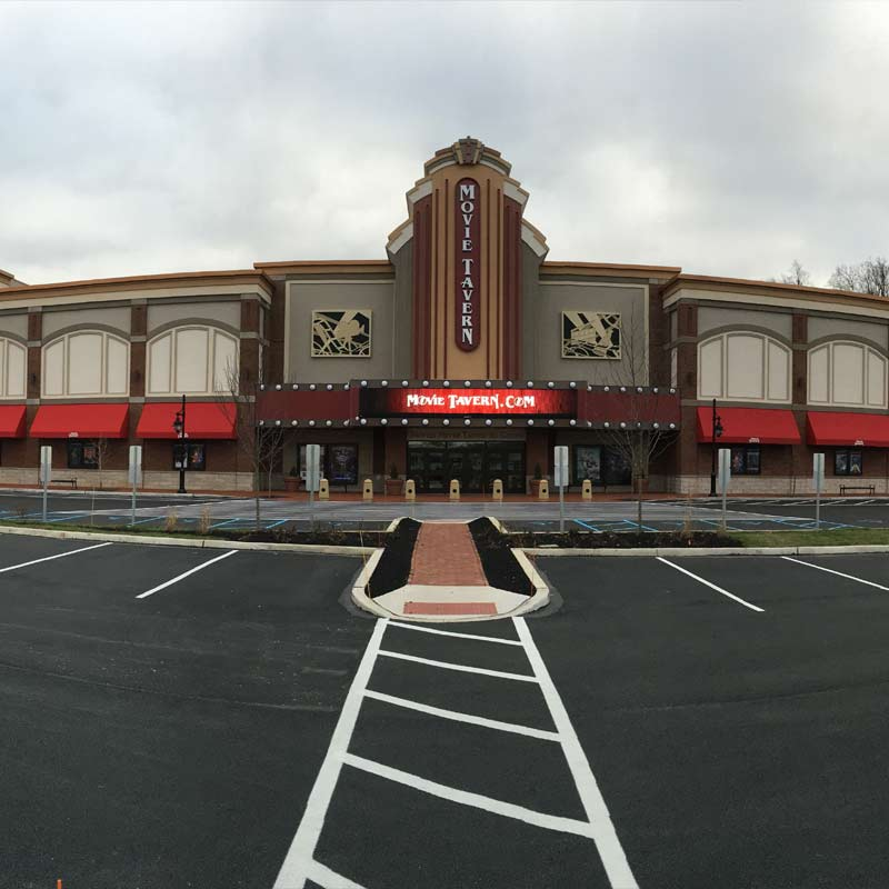 Movie Theater Construction Exton Pa Chester County American