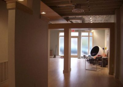 montgomery county interior office renovation