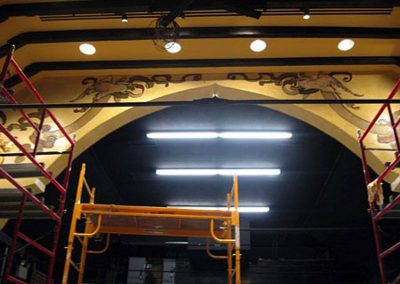 philadelphia historical theater renovation