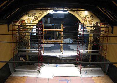 philadelphia historical theatre renovation