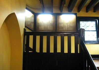 philly interior historical renovation